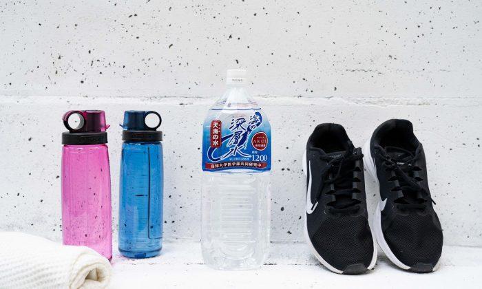 運動・水イメージ
